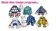 Mega Man 11 Block Man Concept Art 5