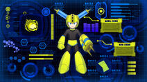 Mega Man 11 Scramble Thunder