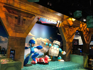 Mega Man 11 E3 Display