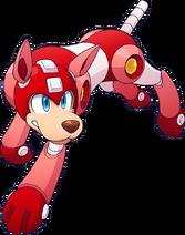 Rush Mega Man 11