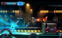 Mighty No. 9 Gamescom