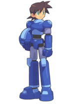 SNav MegaManLegends