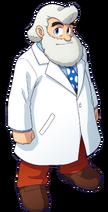 Dr Light Mega Man 11