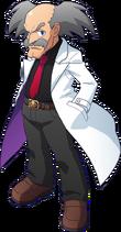 Dr. Wily Mega Man 11