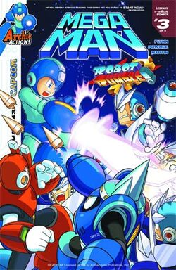 MegaMan43Cover