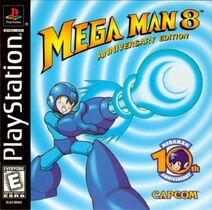 Mega man 8-front-cover