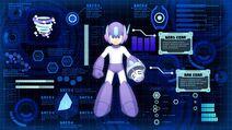 Mega Man 11 Tundra Storm