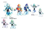Mega Man 9 Jewel Man Concept Artwork 2
