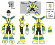 Mega Man 11 Fuse Man Concept Art 2