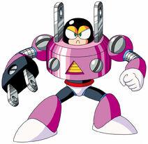 Mega Man 9 Plug Man