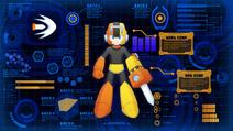 Mega Man 11 Pile Driver