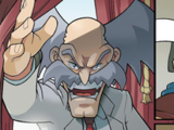 Dr. Wily (Archie)