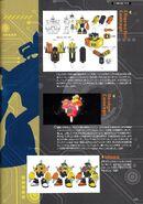 Mega Man 11 Impact Man Concept Art 4