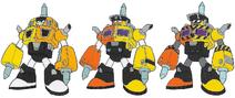 Mega Man 11 Impact Man Concept Art 2