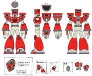 Mega Man 11 Torch Man Concept Art 1
