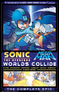 SonicMegaManWorldsCollideTheCompleteEpic2