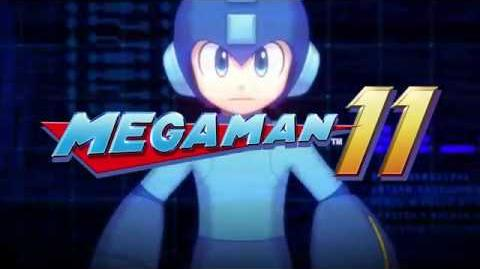 Mega Man 11 Trailer PS4, Xbox One, Switch, PC