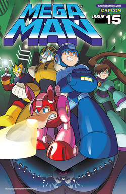 MegaMan15Cover