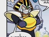 Pharaoh Man (Archie)