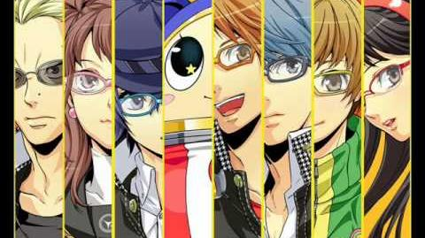 Persona 4 OST-signs of love