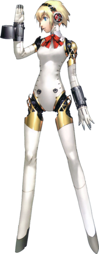 Dating aigis persona 3 cosplay