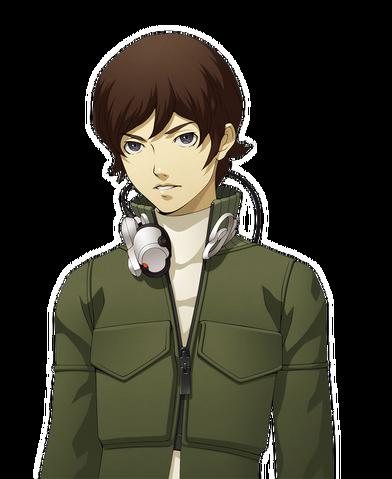 File:Artwork of SMT Protagonist for Shin Megami Tensei IV Final DLC.png