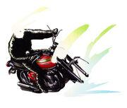 Kubinashi Rider