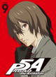 Persona 5 the Animation DVD Reverse Cover Volume 9