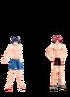 SMTx FE Boys Swimsuit DLC Costumes