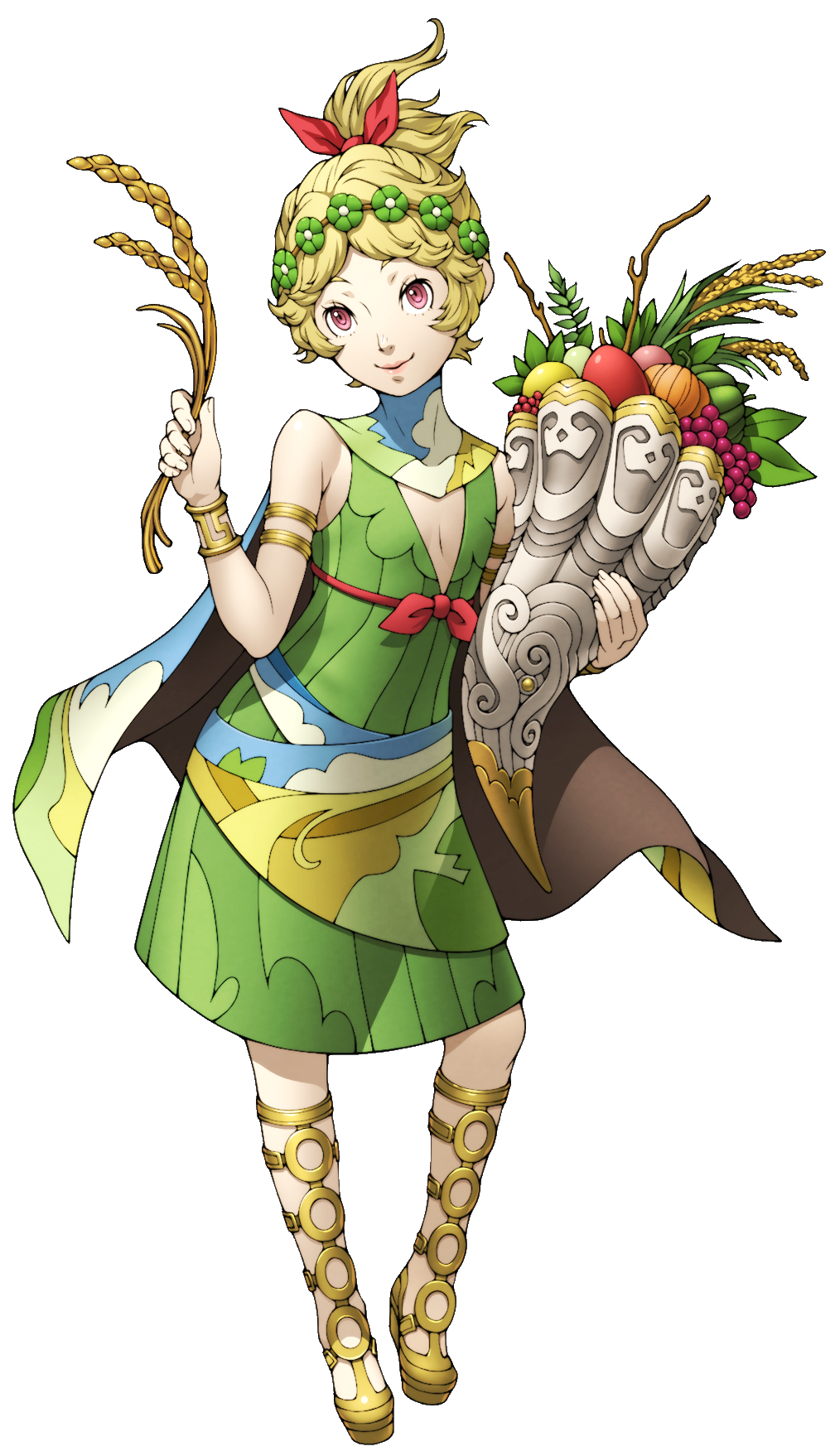 Demeter megami tensei wiki fandom powered by wikia demeters design in shin megami tensei strange journey redux buycottarizona Image collections