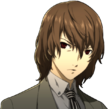 P5R Portrait Akechi Disgusted