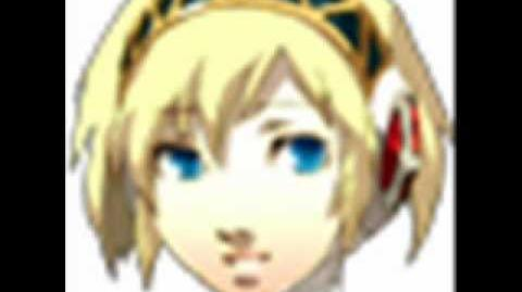 Persona 3 - Aigis Battle Quotes