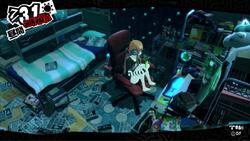 Futaba's room