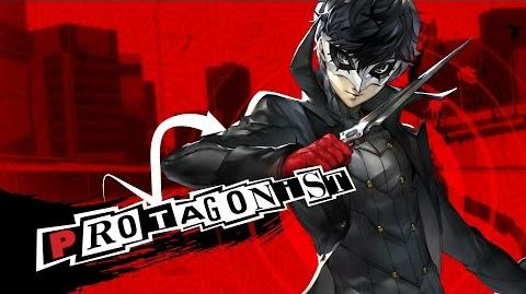 Persona 5 Introducing the Protagonist!