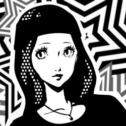 Persona 5 Confidant Guides Icon (Fortune) - Chihaya Mifune