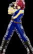 P3D Mitsuru Kirijo Martial Arts Suit