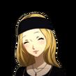 P5 Portrait of Chihaya Blushing