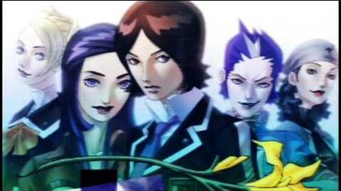 Persona 2 Innocent Sin ending theme - Kimi no Tonari by Hitomi