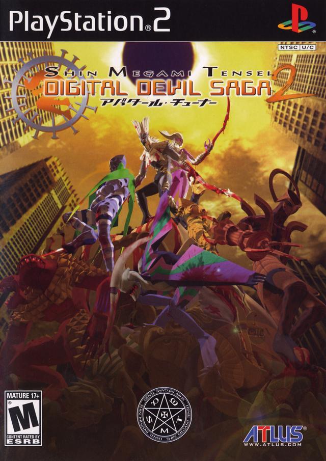 Digital Devil Saga: Avatar Tuner 2 | Megami Tensei Wiki