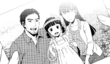 Nanako and Parents P4 Manga