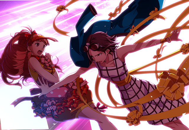 File:P4D story mode Kanami saved by her manager.png
