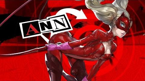 Persona 5 Introducing Ann