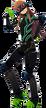 P5D Futaba Sakura Phantom Thief Outfit