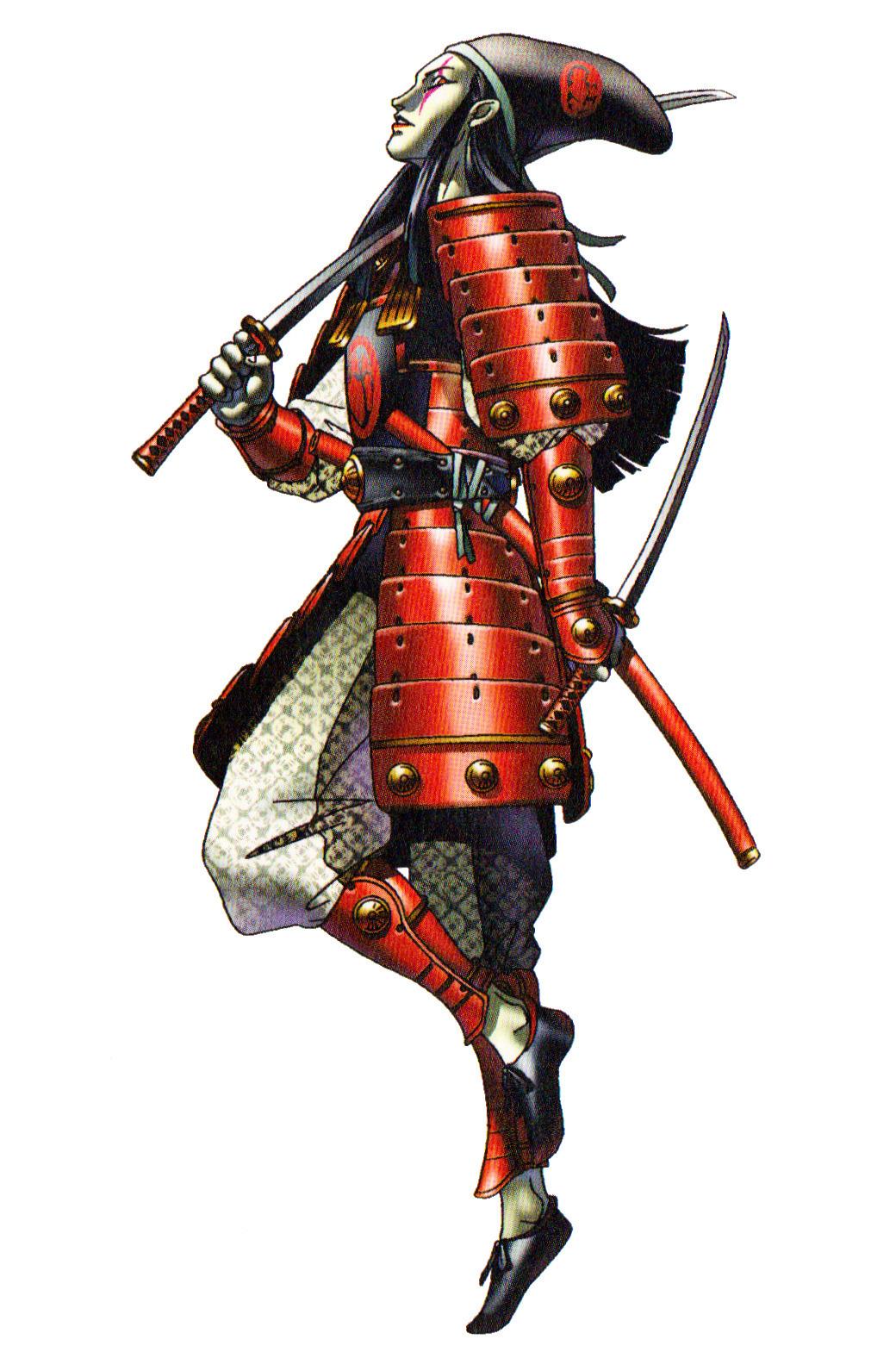 Image result for yoshitsune shin megami tensei