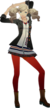 P5D Ann Takamaki winter school uniform