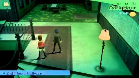 Persona 3 FES The Journey Full Moon Magician