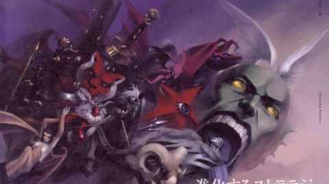 Shin Megami Tensei Nocturne - Demons (Fiend Battle)