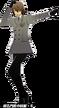 P3D P5D Goro Initial Costume