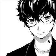 P5 manga Akira