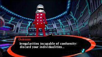 Persona Q2 New Cinema Labyrinth Boss Overseer RISKY